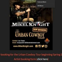 Country Rapper Mikel Knight Threatens Lawsuits Against Victims' Families / Saving Country Music