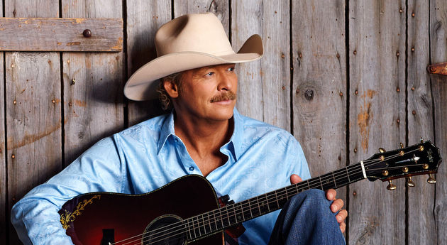 Alan Jackson Announced As Newest Inductee to the Country Music Hall of Fame