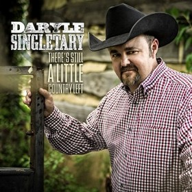 "Daryle Singletary Is Out to Save Country Music with ""Too Late to Save the World"""