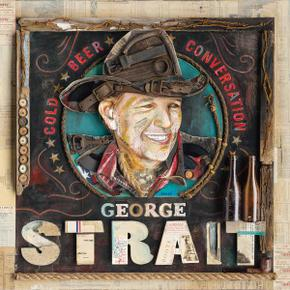 "George Strait Announces New Album ""Cold Beer Conversation,"" Las Vegas Shows"