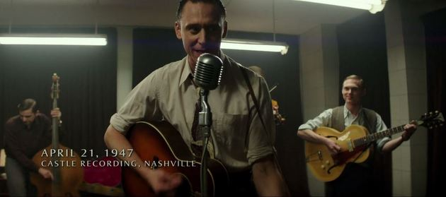 "See The First Clip from Hank Williams Biopic Movie ""I Saw The Light"""