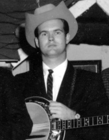 "Bill ""Brad"" Keith in the Bluegrass Boys"