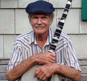 "Not Just a Banjo Player. Bill ""Brad"" Keith the Banjo Player."