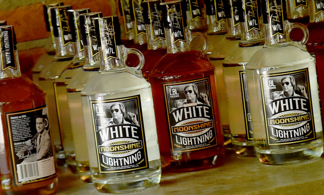 "George Jones ""White Lightning"" Moonshine & Vodka Looking ..."