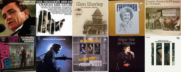 Country Music's Greatest Prison Albums