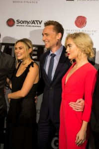Elizabeth Olsen / Tom Hiddleston / Maddie Hasson