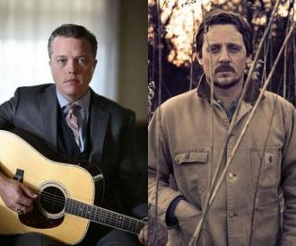 "Jason Isbell & Sturgill Simpson Share Stage in Tuscaloosa for ""Amarillo Highway"""