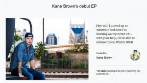 kane-brown-kickstarter