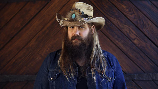 "Chris Stapleton Releases New Song ""Broken Halos"" (Listen)"