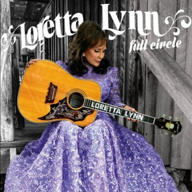 "Loretta Lynn Earns Highest Charting Billboard 200 Album Ever with ""Full Circle"""