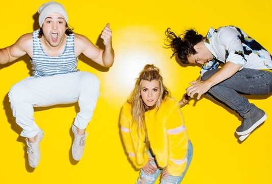 The Band Perry's Big Fat Yellow Mistake