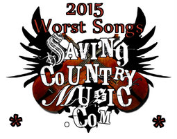 Saving Country Music's Worst Country Songs of 2015