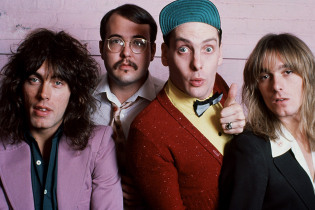 Rock & Roll Hall of Famers Cheap Trick Sign to Big Machine Records