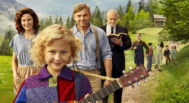 Movie Review Dolly Parton 39 S Coat Of Many Colors