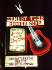David Mccormick Owner Of The Ernest Tubb Record Shops