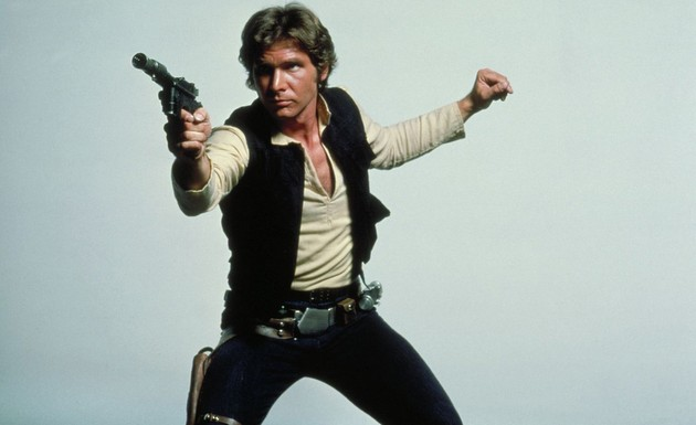Han Solo is Apparently a Huge Traditional Country Fan