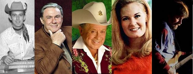 In Memoriam: 2015's Fallen Country Music Greats