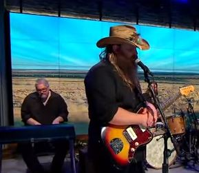 Robby Turner with Chris Stapleton