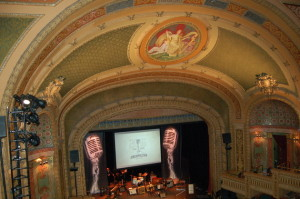 Inside the Paramount