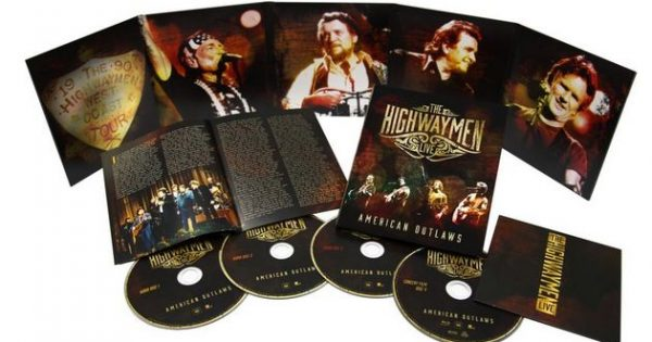 The Highwaymen Live Box Set Will Accompany Pbs American Masters Special Saving Country Music