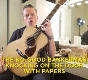 """Move Over Steve Goodman, Jason Isbell Pens """"The Saddest Song Ever"""""""