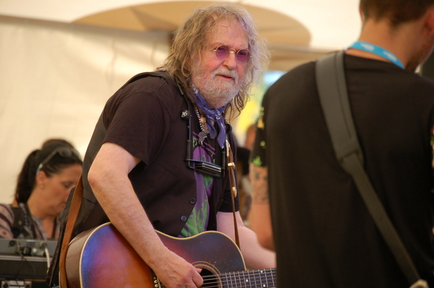 Ray Wylie Hubbard, Luck, TX