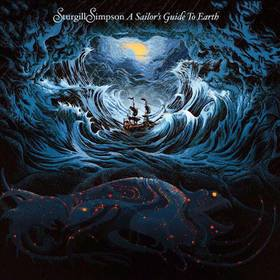 "Sturgill Simpson's ""A Sailor's Guide to Earth"" Debuts at #1 in Country"