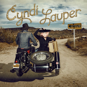 "Album Review- Cyndi Lauper's Country ""Detour"""