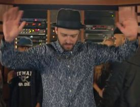 "Justin Timberlake's ""Can't Stop The Feeling"" Is Not a Country Song"