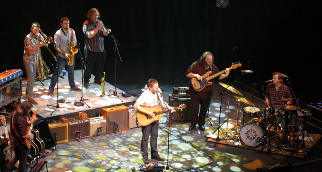 Sturgill Simpson Band Acl Saving Country Music