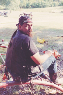 Mr. Bandana in 1987 (from Cathy Pippin)