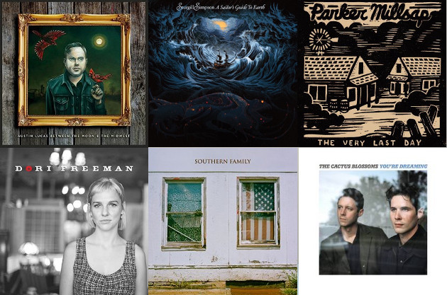 The Best Country Albums of 2016 So Far