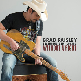 "Song Review – Brad Paisley's ""Without A Fight"" feat. Demi Lovato"