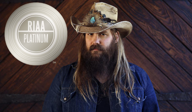 Chris stapleton 39 s tennessee whiskey certified platinum for What songs has chris stapleton written