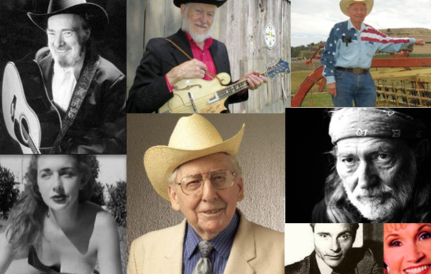 The Last Living Legends to Country Music's Historic Past
