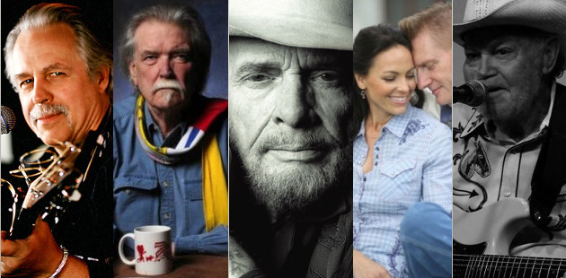 Country Greats Who've Passed Away So Far in 2016