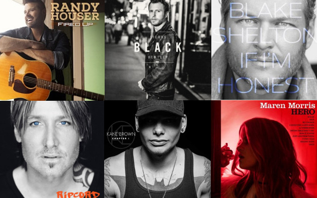The Worst Country Albums of 2016 So Far