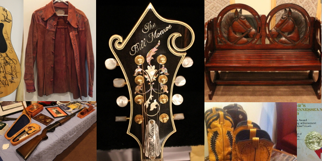 Own a Piece of the Bill Monroe Estate