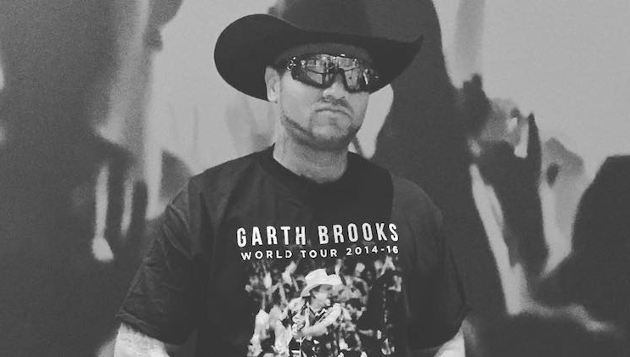 Some Rapper in a Garth Brooks T-Shirt Named Riff Raff is Going Country