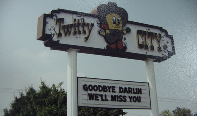 "Conway Twitty's Former ""Twitty City"" No Longer Giving Tours"