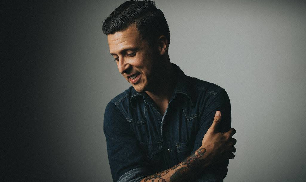 American Aquarium's BJ Barham to Hit Every Damn State in Lower 48 on Acoustic Tour