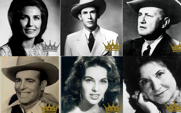 Country Music's Royal Court and Founding Family