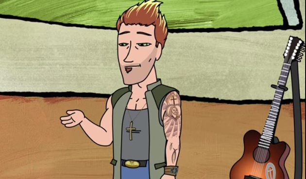 Jason Isbell to Guest on The Squidbillies as a Rock Pastor