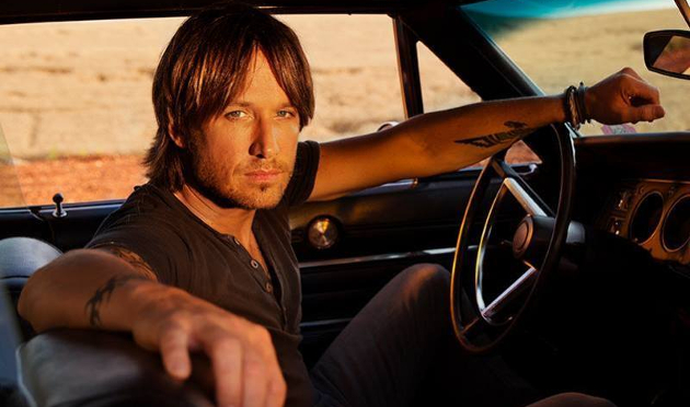 "Keith Urban's ""The Fighter"" Is the Most Non-Country ""Country"" Song Ever"
