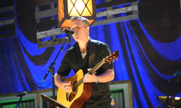 Jason Isbell at the 2016 Americana Music Awards