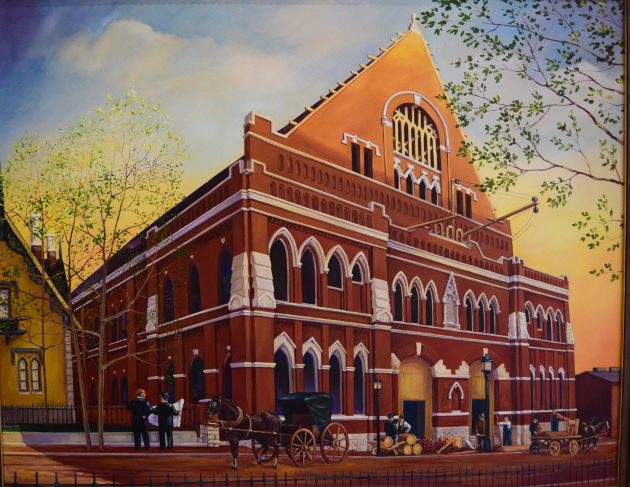 ryman-auditorium-painting