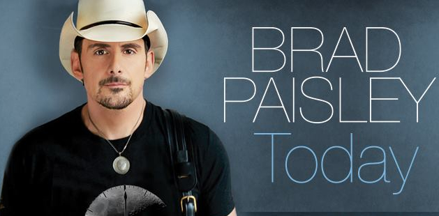 "Song Review – Brad Paisley's ""Today"""