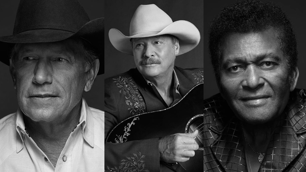 George Strait, Charley Pride, Vince Gill & Alan Jackson to Perform at 50th CMA Awards