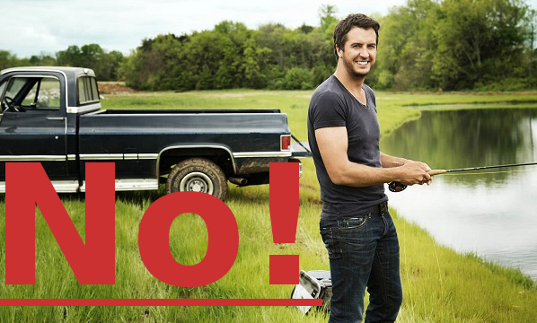 "Luke Bryan's ""Love Me In A Field"" Is The Worst Song Ever"