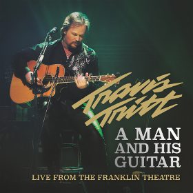 "Travis Tritt to Release Live Acoustic Album ""A Man and His Guitar"""